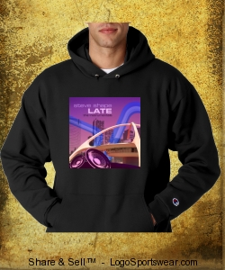 Late The Instrumentals Hoodie Design Zoom